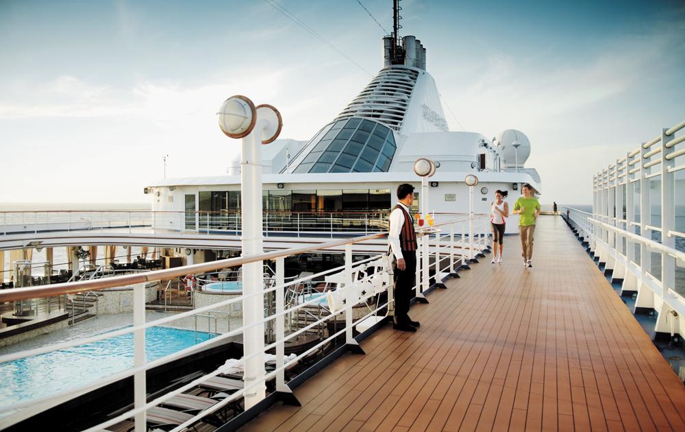 Experiencia a bordo