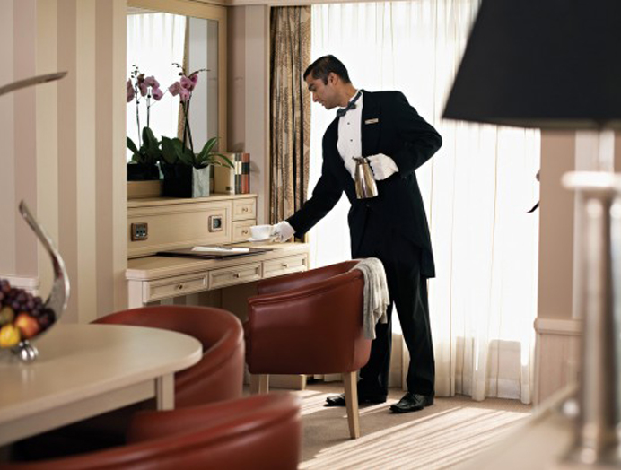 Suite en Silversea Expedition
