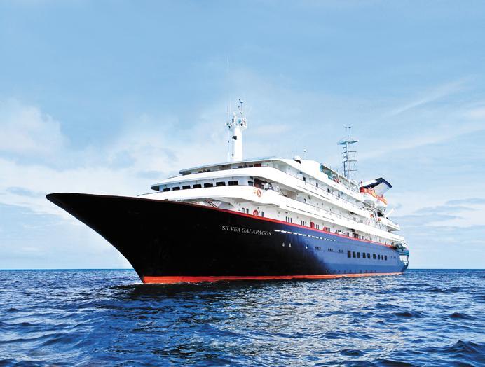 Silver Galápagos Silversea Expedition