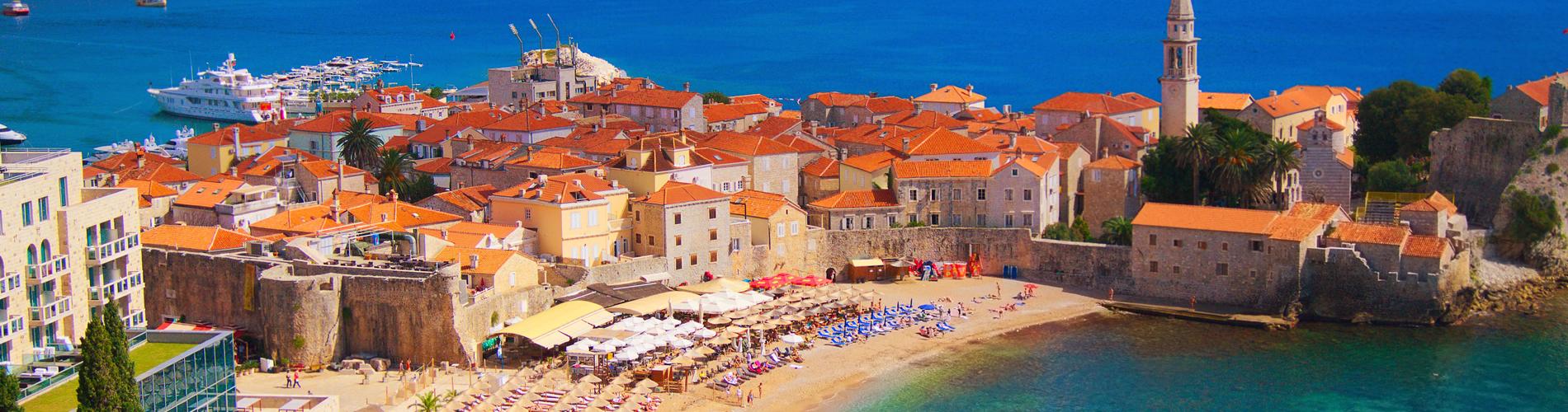 Stunning Montenegro Holidays