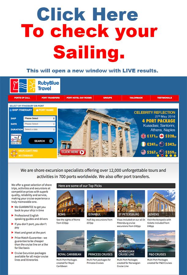 Excursion Landing Page