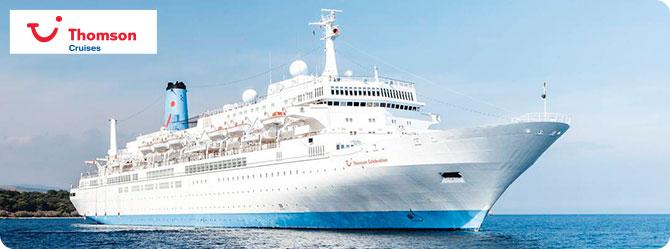 Thomson Cruises with the Thomson Celebration