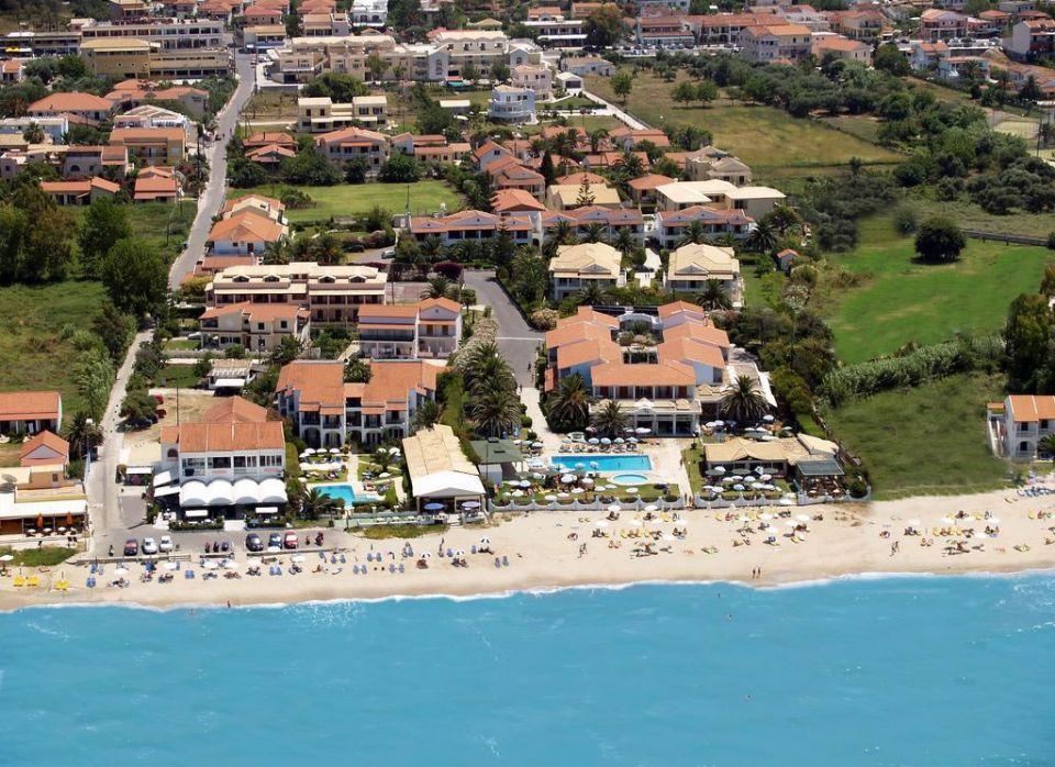 Acharavi Beach Hotel Korfu