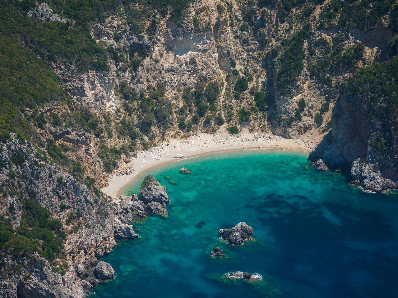 Cheap Holidays To Paleokastritsa Corfu Greece Cheap All Inclusive Holidays Paleokastritsa