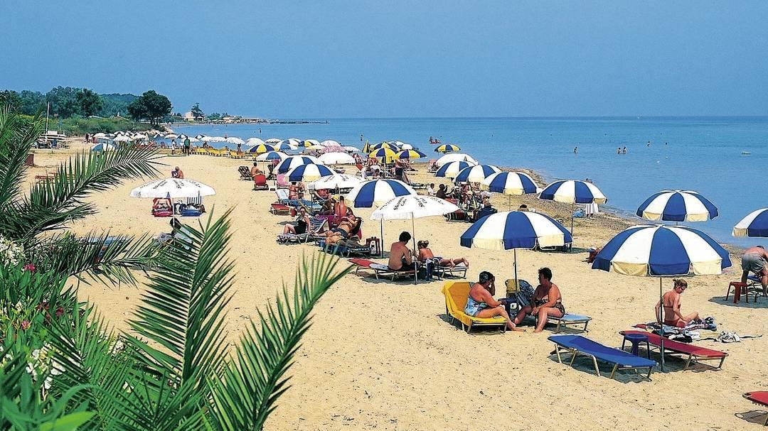 Silver Beach Hotel Griechenland