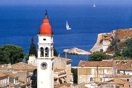 Cheap Holidays to St Spiridon - Corfu - Greece - Cheap All ...