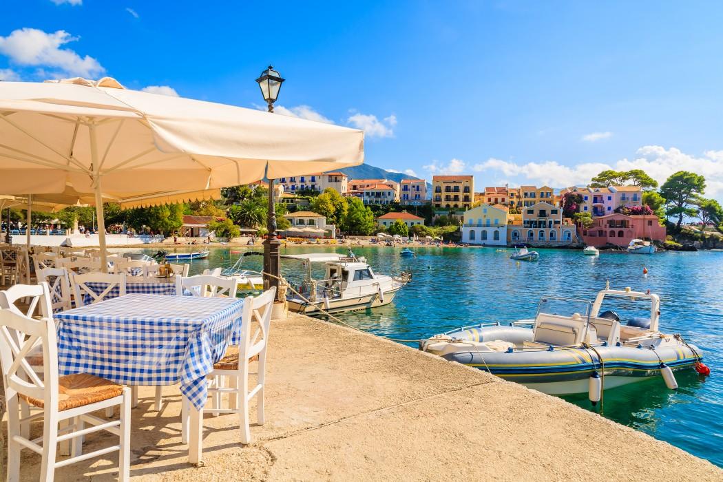 Cheap Holidays To Lourdas Kefalonia Greece Cheap All