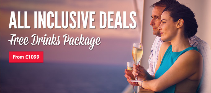 Generic | All Inclusive Deals | Free Drinks Package