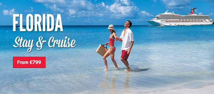 Generic | Florida Stay & Cruise | From £799