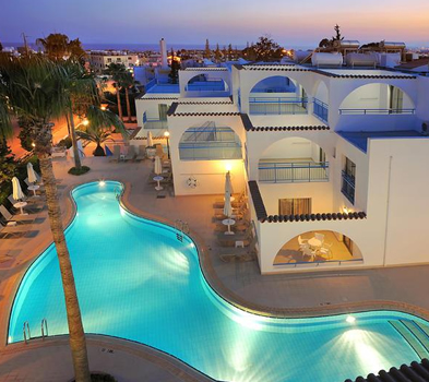 3* Petrosana Hotel Apartments