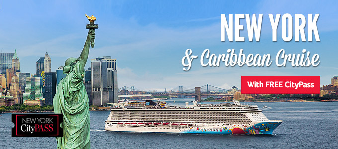 Generic | New York and Caribbean Cruise | With Free CityPass