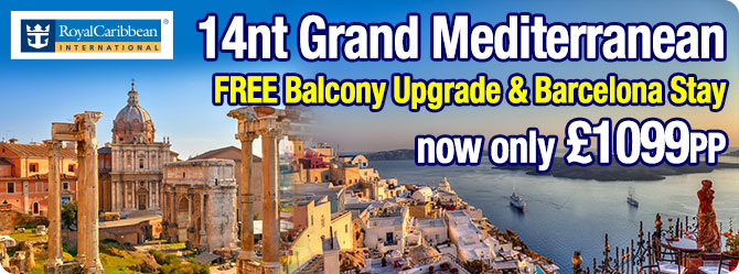 Grand Mediterranean and stay