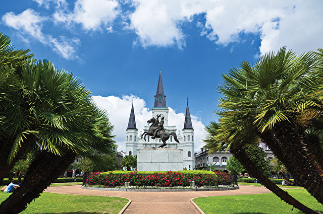 New Orleans Stay and Western Caribbean