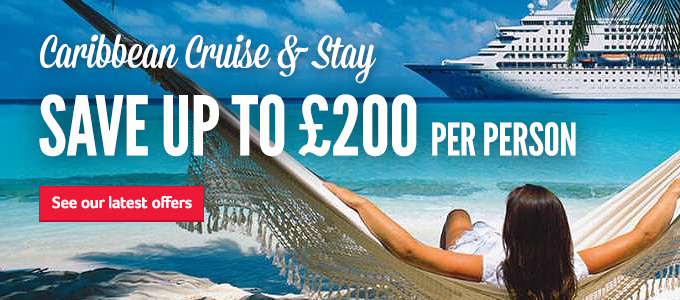 Generic | Caribbean Cruise & Stay | Save up to £200 per person
