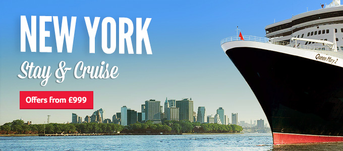 Generic   New York Stay & Cruise   Offers from £999