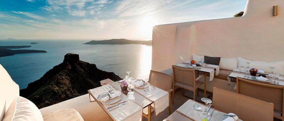 7 Fantastic Restaurants to try in Santorini