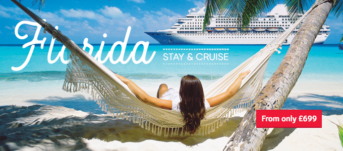 Generic | Florida Stay & Cruise | From only £699
