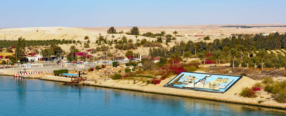 Cruise1st Suez Canal Cruises