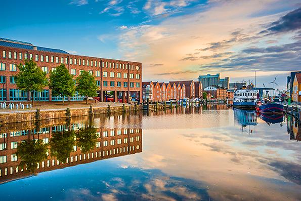 German Cities & The Kiel Canal