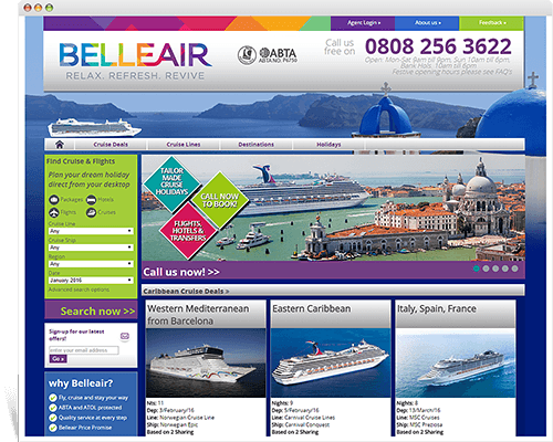 Belleair Cruise
