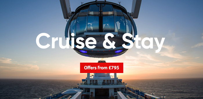 Generic | Cruise & Stay | Offers from £795
