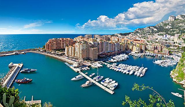Italy, Monaco & Spain