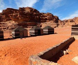 Wadi Rum Night Camp