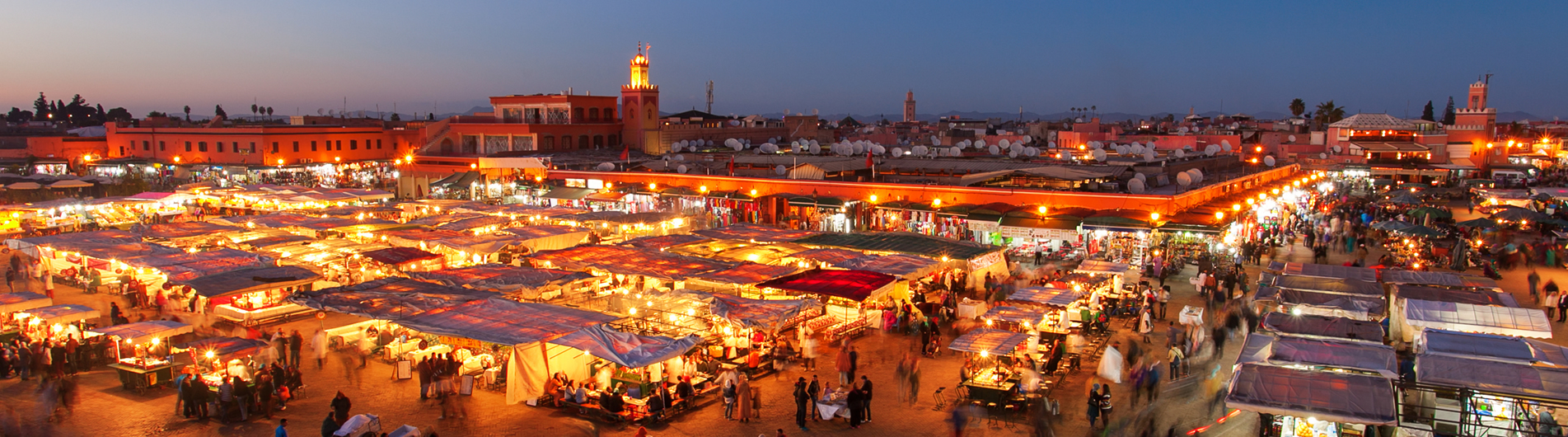 Marrakech Holidays
