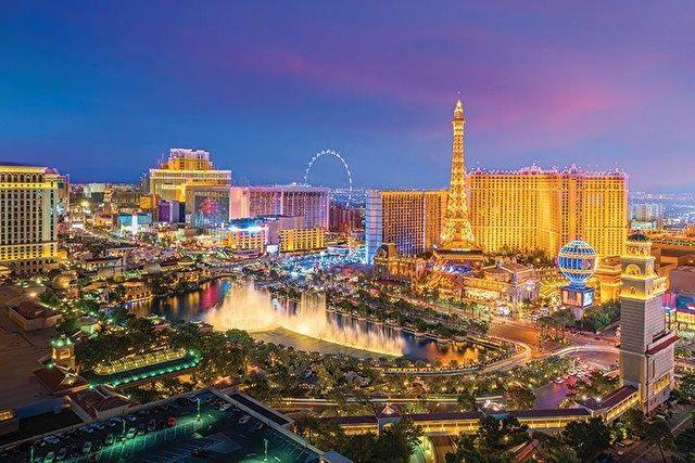 Las Vegas, LA & Baja Mexico Cruise