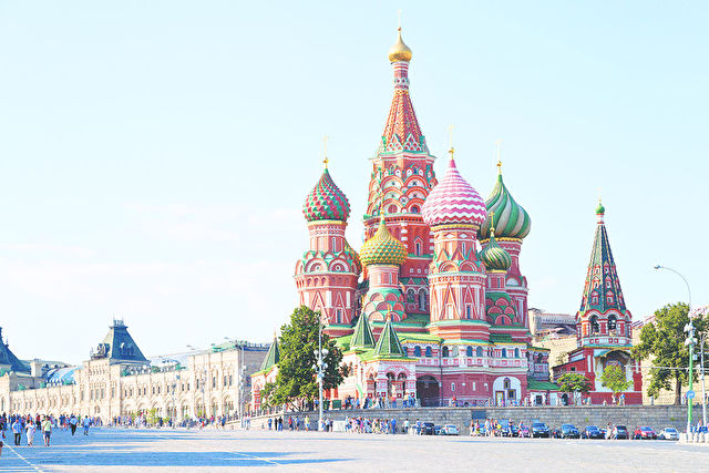 The Lower Volga - Reverse
