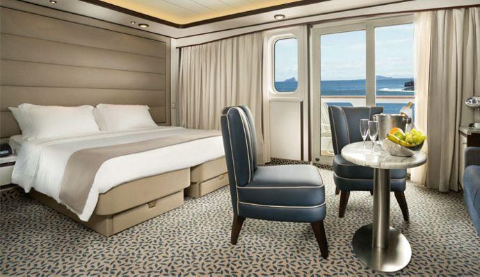 Cruceros Silversea, Silver Suite