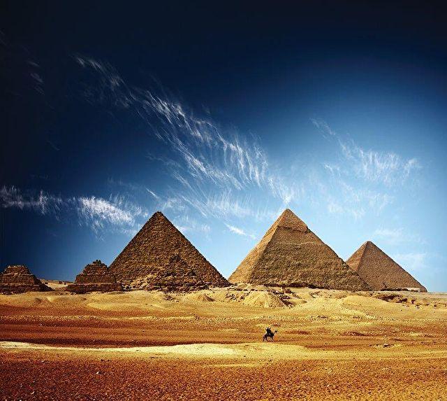 Splendours of Egypt & the Nile