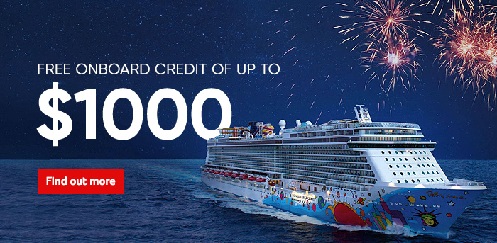 Generic  | Free Onboard Credit of up to $1000 | Find out more