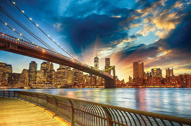 New York and Sun-Splashed Bermuda Cruise