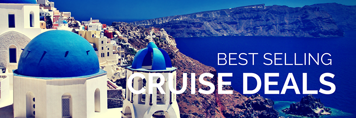 Best Selling Cruise Deals