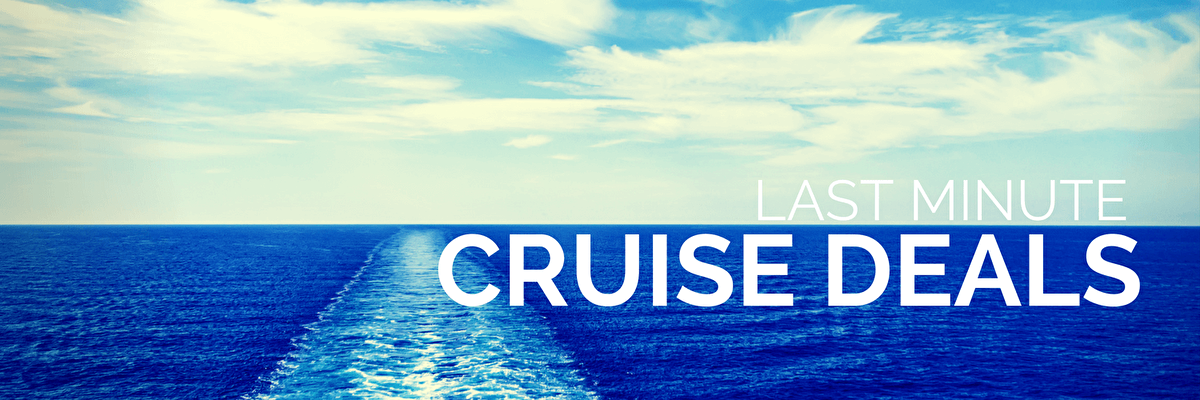 Last Minute Cruises Bargain Cruise Offers Late Deals Holidays - Last minute cruise deals from florida