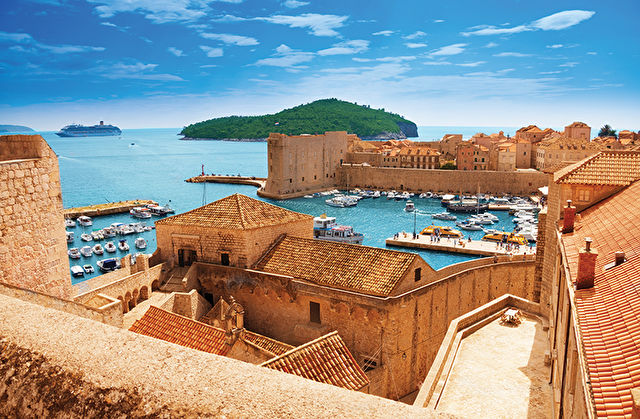 Malta & The Med Stay and Cruise