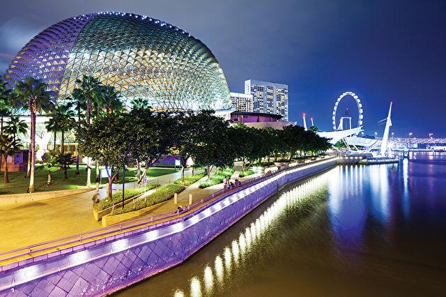 Singapore Stay & Southeast Asia Cruise