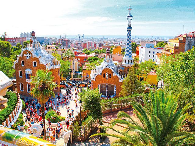 Barcelona Stay & Taster Cruise