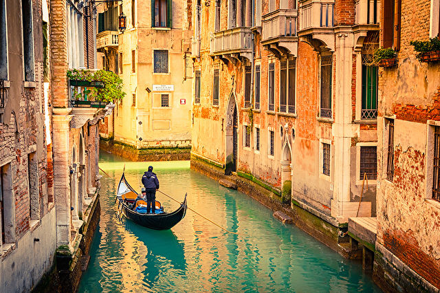 Venice Stay & Eastern Med Cruise