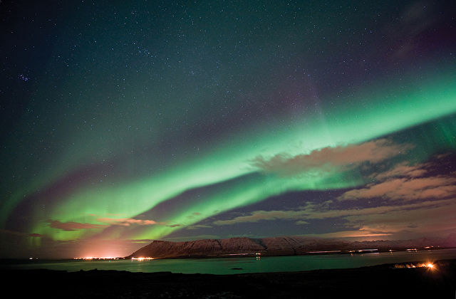 Luxury Voyage from Iceland to Montreal