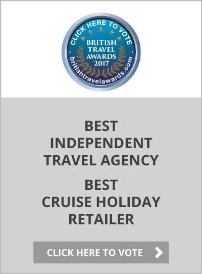 British Travel Awards 17