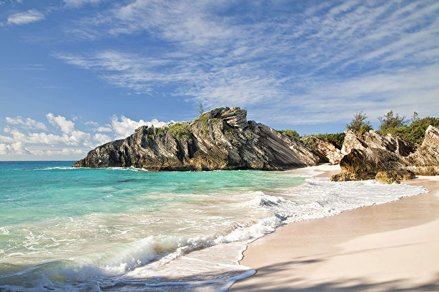 Bermuda from Boston Fly Cruise