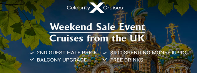 Celebrity Cruises with the Silhouette