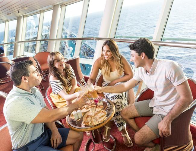 Restaurantes en Cruceros Pullmantur