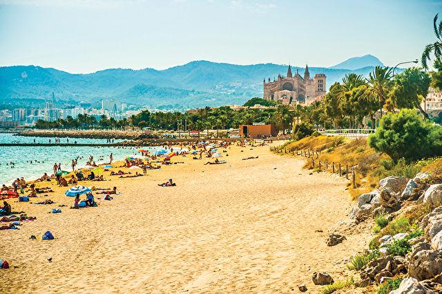 Western Med from Barcelona