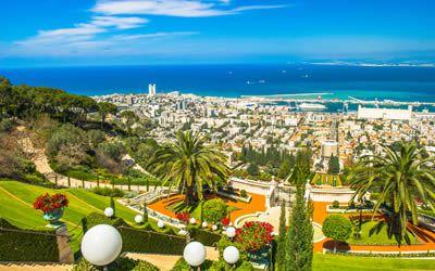 Gardens of Haifa