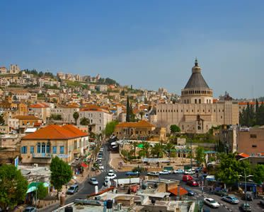 Morning in Nazareth
