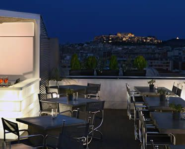 Overnight Stay in Athens