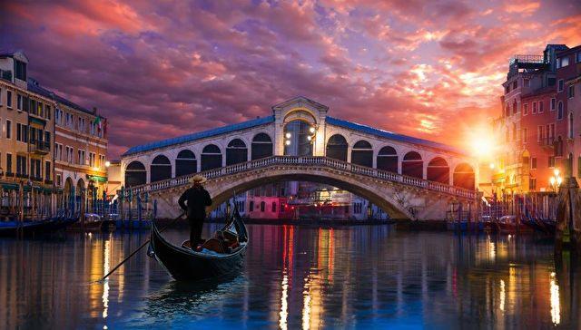 Venice to Monte Carlo